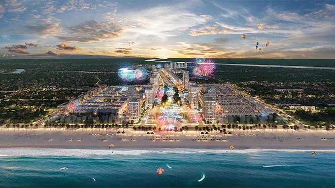Quảng trường trung tâm kỳ vọng biến Sầm Sơn thành đô thị thịnh vượng ảnh 2