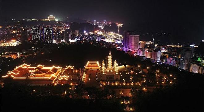 Dấu ấn kiến trúc chùa Việt cổ tại Bảo Hải Linh Thông Tự ảnh 1