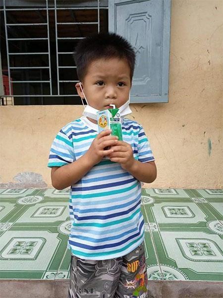 Quỹ sữa Vươn cao Việt Nam và hành trình mang sữa đến với trẻ em Điện Biên giữa đại dịch ảnh 2