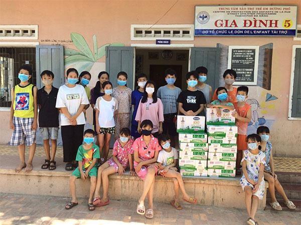 Quỹ sữa Vươn cao Việt Nam và hành trình mang sữa đến với trẻ em Điện Biên giữa đại dịch ảnh 3