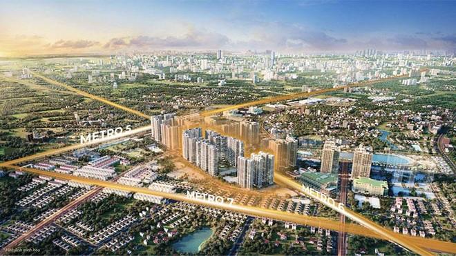 """Tại sao The Metrolines được gọi là """"dự án quốc tế"""" đầu tiên tại Hà Nội? ảnh 1"""