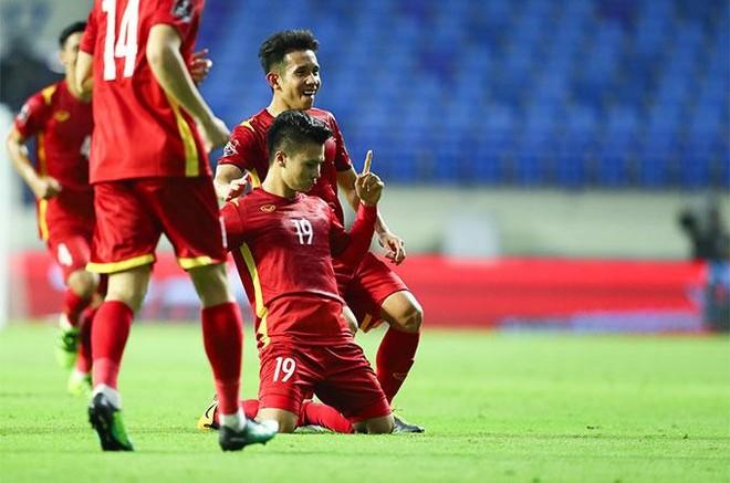 Bí quyết dinh dưỡng vàng cho trận thắng đậm đầu tiên của Đội tuyển Việt Nam tại Vòng loại World Cup 2022 ảnh 1