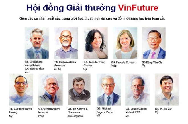 """Hàng trăm nhà khoa học từ """"Nôi học thuật"""" Harvard, MIT, Mac Planck...tham gia đề cử VinFuture ảnh 2"""