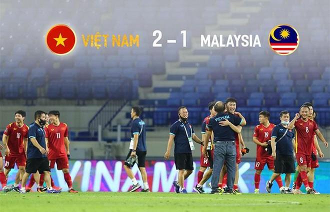 Chiến thắng lần 2 trên sân UAE: Dinh dưỡng vàng đồng hành cùng bước tiến của đội tuyển Việt Nam ảnh 1