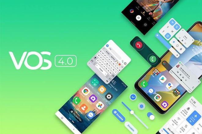 VinSmart cập nhật VOS 4.0 trên dòng điện thoại thế hệ 4 ảnh 2