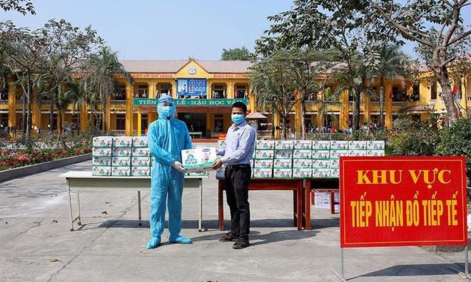 """Vinamilk khởi động chiến dịch """"Bạn khỏe mạnh, Việt Nam khỏe mạnh"""" với hoạt động góp Vaccine phòng Covid-19 cho trẻ em ảnh 3"""