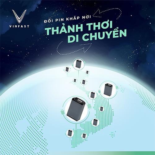 Đặc quyền thuê pin khi sở hữu xe máy điện VinFast ảnh 2