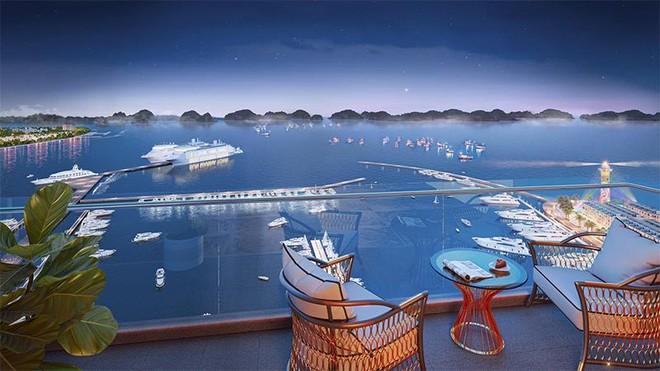 """Tòa tháp mới """"cực phẩm"""" tại Tổ hợp Sun Marina Hạ Long bên Vịnh Du thuyền chính thức ra mắt ảnh 2"""