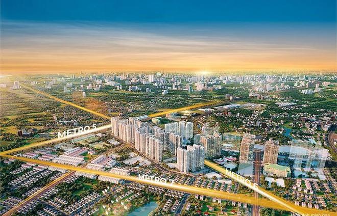 Dự án nào tại Hà Nội đang sở hữu tiềm năng tăng giá không giới hạn? ảnh 1