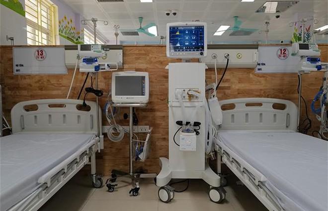 Sun Group tặng trang thiết bị y tế hỗ trợ điều trị Covid-19 trị giá 70 tỷ đồng cho TP.HCM, Đồng Nai, Vũng Tàu, Kiên Giang ảnh 2
