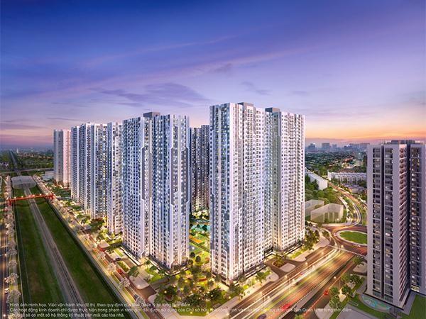 Vinhomes ra mắt phân khu The Miami giữa đại đô thị quốc tế phía Tây Thủ đô ảnh 1