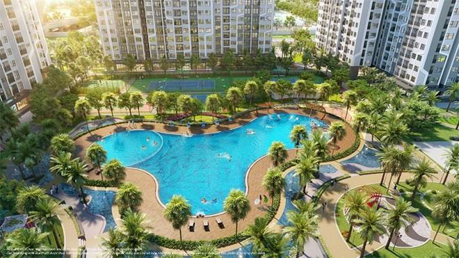 Vinhomes ra mắt phân khu The Miami giữa đại đô thị quốc tế phía Tây Thủ đô ảnh 3