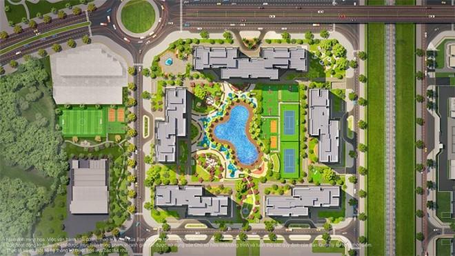 Vinhomes ra mắt phân khu The Miami giữa đại đô thị quốc tế phía Tây Thủ đô ảnh 5