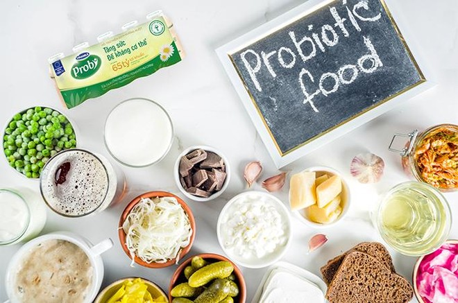 Bổ sung lợi khuẩn probiotic, tăng sức đề kháng, bảo vệ sức khoẻ mùa dịch ảnh 2