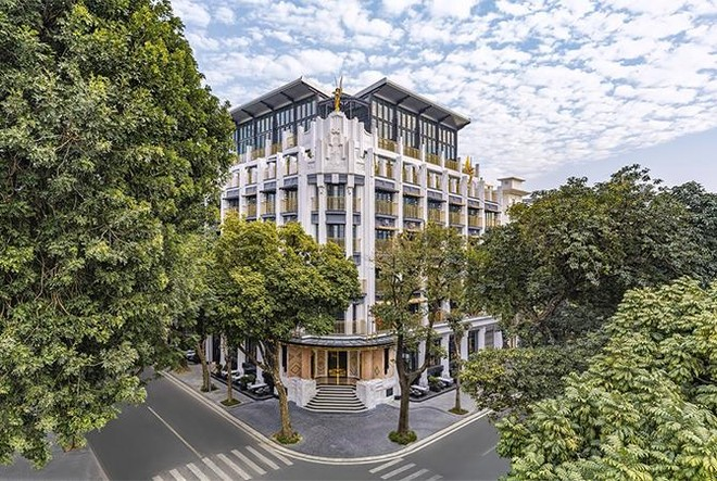 Cận cảnh 2 khách sạn mới của Sun Group được báo Mỹ gợi ý khi đến Hà Nội, Phú Quốc ảnh 4