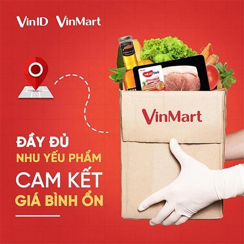 Đi chợ online VinMart trên VinID, an toàn giữa tâm dịch ảnh 2