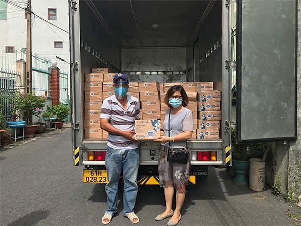 Vạn ly sữa, vạn yêu thương của Cô Gái Hà Lan góp sức cùng TP.HCM và Bình Dương chống dịch ảnh 5