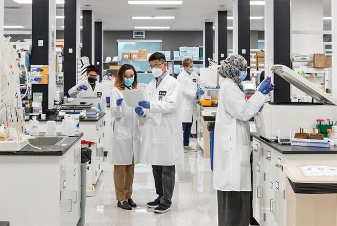 Vingroup nhận chuyển giao độc quyền công nghệ sản xuất vắcxin mRNA phòng Covid-19 tại Việt Nam ảnh 1