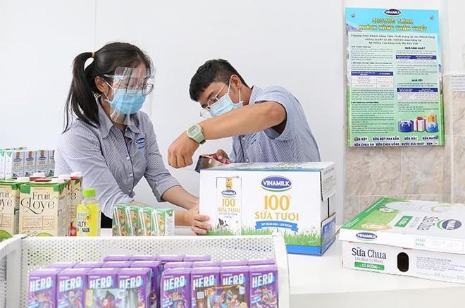 Vinamilk san sẻ khó khăn mùa dịch với chương trình hỗ trợ thiết thực cho người tiêu dùng, tổng giá trị lên đến gần 170 tỷ đồng ảnh 3