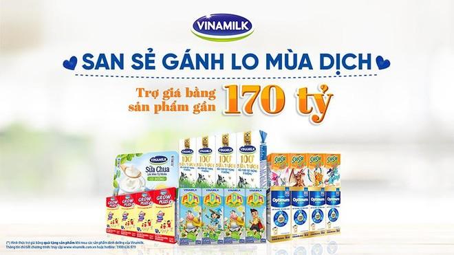 """""""Giải mã"""" vì sao Vinamilk là thương hiệu sữa được chọn mua nhiều nhất 10 năm liên tiếp ảnh 5"""
