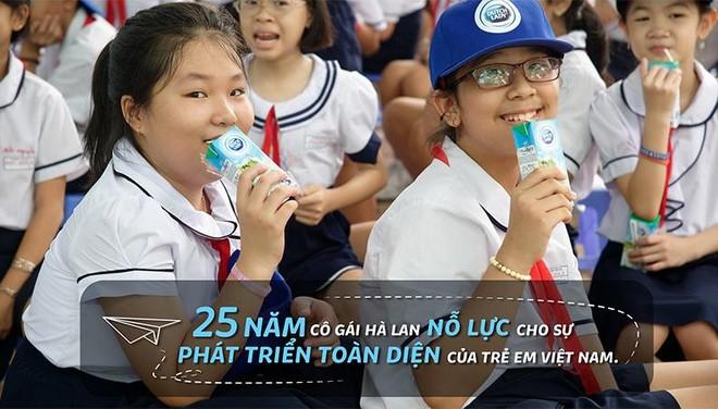 Tập đoàn sở hữu Sữa Cô Gái Hà Lan – hành trình đến Top 3 Bảng xếp hạng tiếp cận dinh dưỡng toàn cầu ảnh 3