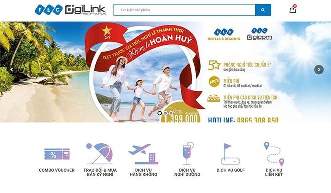 Tập đoàn FLC chính thức ra mắt Sàn giao dịch thương mại điện tử DigiLink ảnh 1
