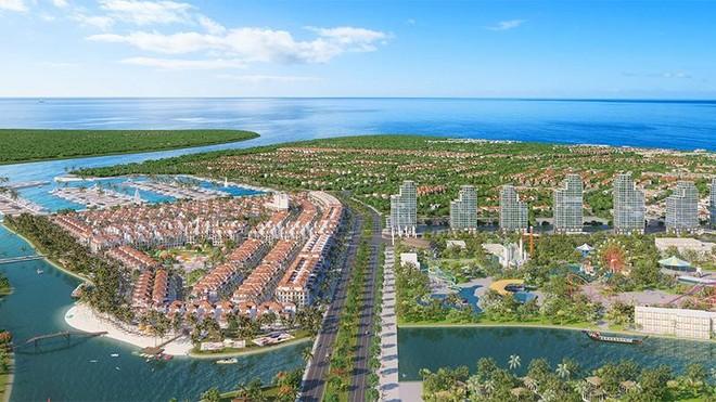 Đô thị sinh thái ven sông Đơ sẽ trở thành không gian sống thượng lưu tại Sầm Sơn ảnh 2