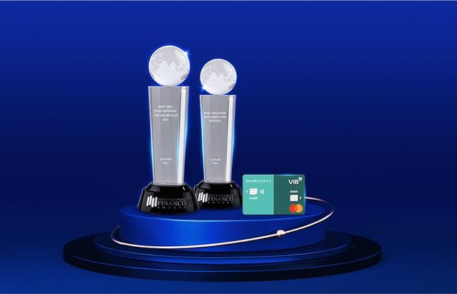 VIB lập cú đúp giải thưởng quốc tế về thẻ tín dụng ảnh 1