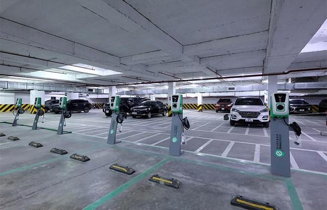 Viễn cảnh tương lai xanh sắp thành hiện thực với hơn 40.000 cổng sạc xe điện VinFast ảnh 3