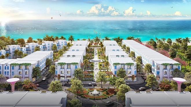"""The Blue Village – """"tiểu Santorini"""" độc đáo giữa lòng đại đô thị nghỉ dưỡng FLC Quảng Bình ảnh 3"""