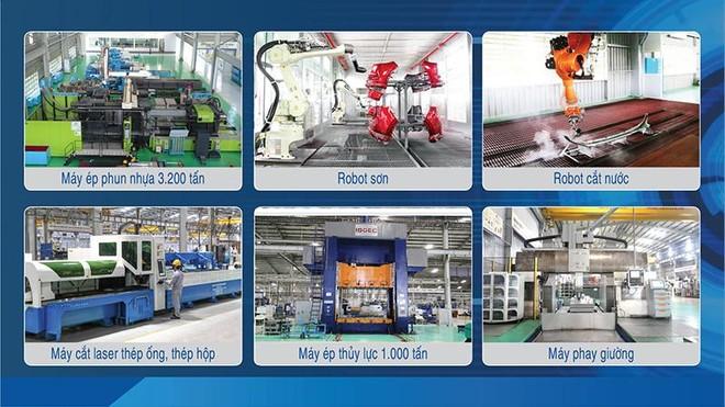Thaco Auto đẩy mạnh sản xuất và cung ứng linh kiện phụ tùng, cơ khí giữa đại dịch Covid-19 ảnh 3