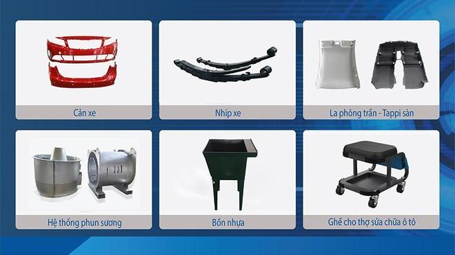 Thaco Auto đẩy mạnh sản xuất và cung ứng linh kiện phụ tùng, cơ khí giữa đại dịch Covid-19 ảnh 2