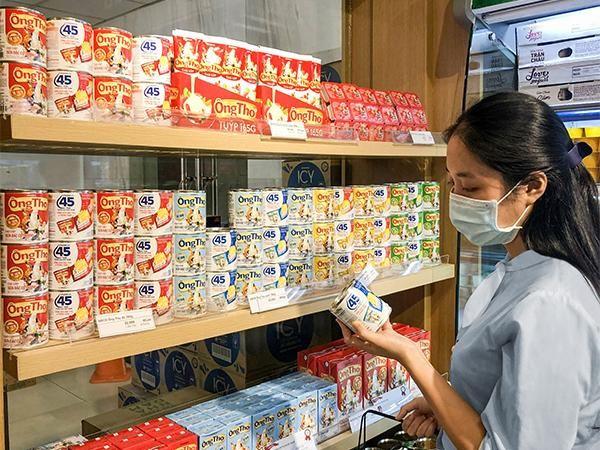 Sữa đặc Ông Thọ mừng sinh nhật 45 năm với cơn mưa vàng đã đến với nhiều khách hàng may mắn ảnh 2