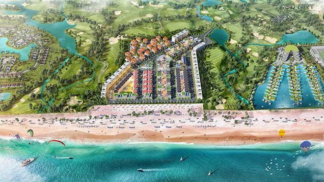 Western Village FLC Quảng Bình – Tâm điểm sầm uất phong cách miền Viễn Tây Hoa Kỳ ảnh 1