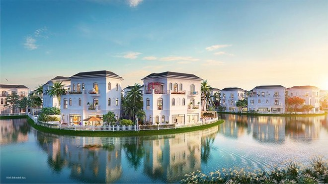 Vinhomes Star City ra mắt phân khu Hướng Dương – tinh hoa kiến trúc phong cách resort Venice ảnh 2