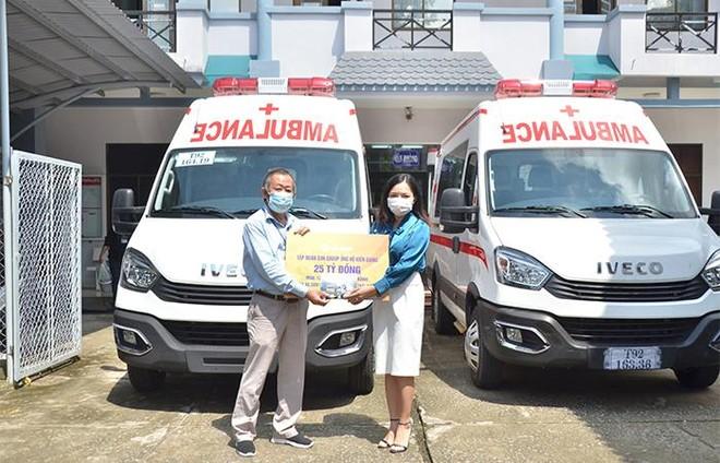 Sun Group hỗ trợ thêm 25 tỷ đồng giúp Kiên Giang chống dịch, chuẩn bị đón khách tới Phú Quốc ảnh 2