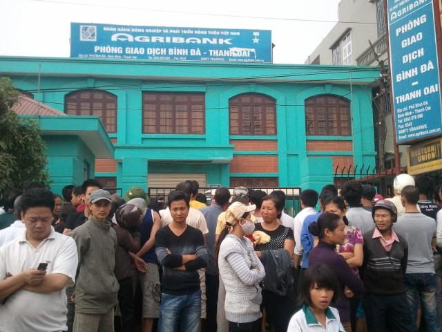 Hà Nội: Bảo vệ ngân hàng bị sát hại dã man ảnh 1