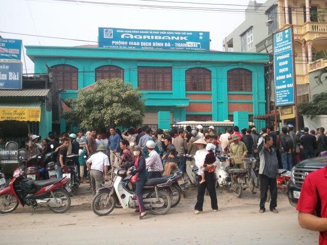 Hà Nội: Bảo vệ ngân hàng bị sát hại dã man ảnh 2
