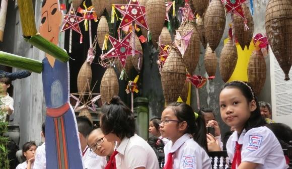 Tưng bừng Tết Trung thu truyền thống ảnh 2