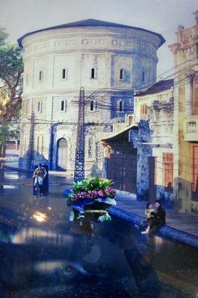 Tàu điện - sống lại những hình ảnh đẹp về Hà Nội ảnh 12