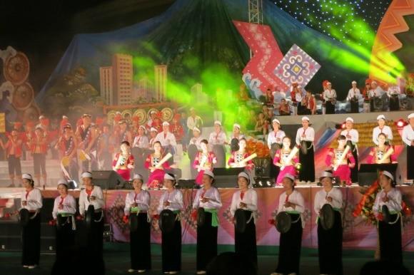 Khai mạc Ngày hội văn hóa các dân tộc Tây Bắc ảnh 3