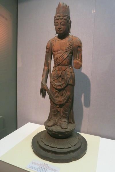 Trưng bày hiện vật giá trị của Nhật Bản tại Hà Nội ảnh 1