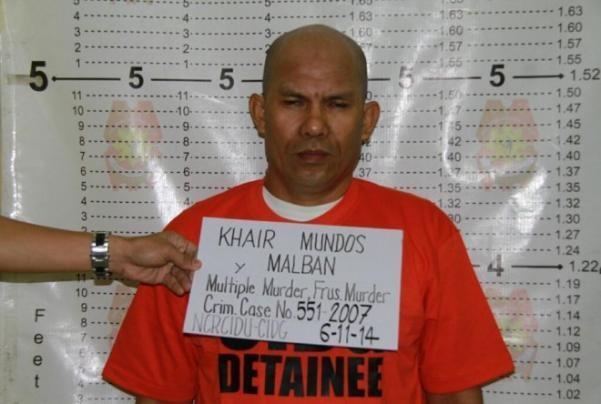 Phillippines bắt giữ trùm khủng bố Khair Mundos của nhóm Abu Sayyaf ảnh 1