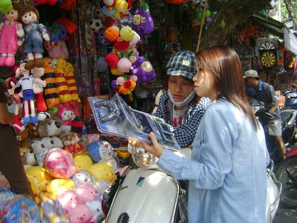 Phát hoảng với các sản phẩm độc hại của Trung Quốc ảnh 2