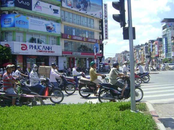 Nếu bạn là… Cảnh sát giao thông? ảnh 1