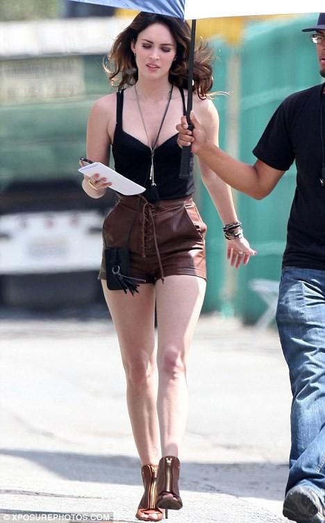 Megan Fox trở lại đầy quyến rũ ảnh 4