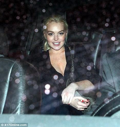 Lindsay Lohan được thả ngay vì... nhà tù quá tải ảnh 3