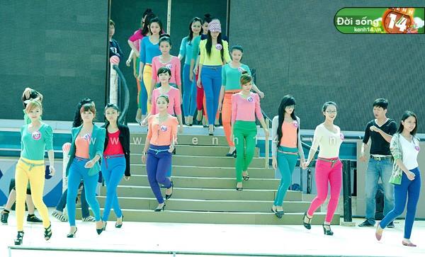 HH Ngô Phương Lan, ca sỹ Hồ Quỳnh Hương làm giám khảo Miss Teen 2011 ảnh 1
