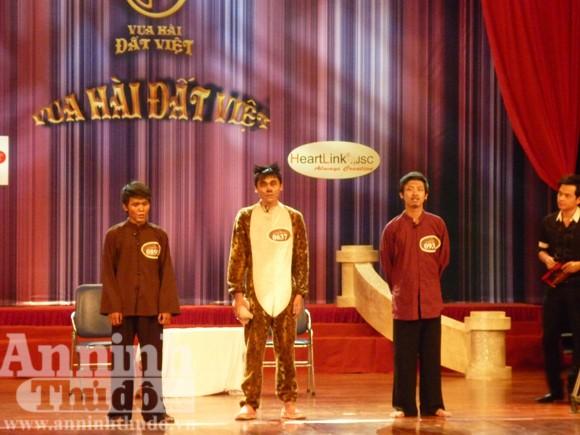 Đất Việt chông gai tìm kiếm Vua hài ảnh 1