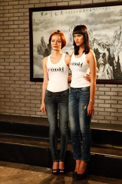 Một chân dài bức xúc vì bị rời Vietnam's Next Top Model ảnh 2